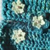 Дамски плетен комплект